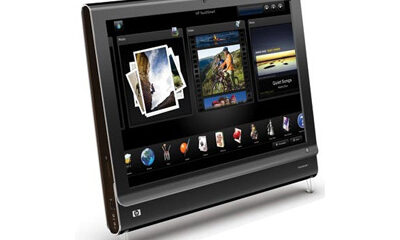 HP TouchSmart All-in-One PC