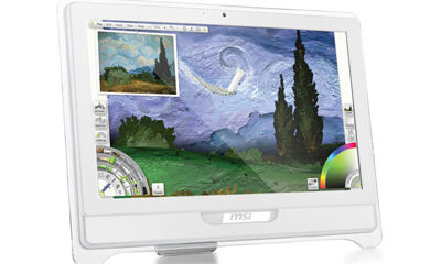 MSI Wind Top AE2400 All-in-one Touchscreen PC
