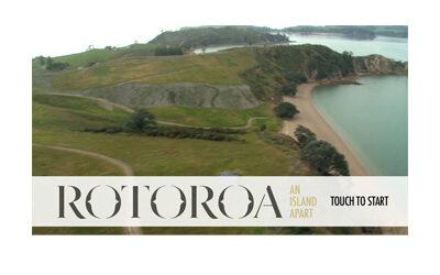Rotoroa Island Visitors Centre