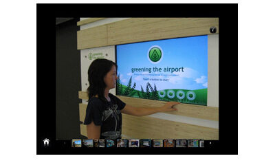 ExhibiTouch Application
