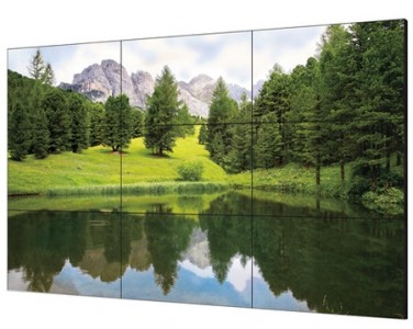 Sharp Video Wall